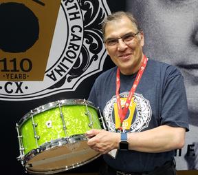 Chicago Drum Show 2020.Rebeats Vintage Drum History Chicago Drum Show Vintage